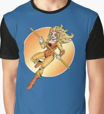 First Cartoon Crush Graphic T-Shirt