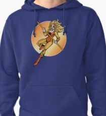 First Cartoon Crush Pullover Hoodie