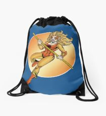 First Cartoon Crush Drawstring Bag