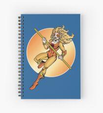 First Cartoon Crush Spiral Notebook