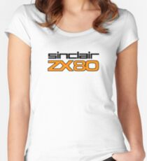 ZX80 Midi Women's Fitted Scoop T-Shirt