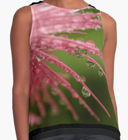 Reflections in Raindrops Contrast Tank