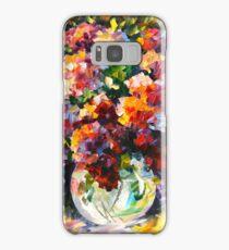 SPRING LILAC - Leonid Afremov Samsung Galaxy Case/Skin