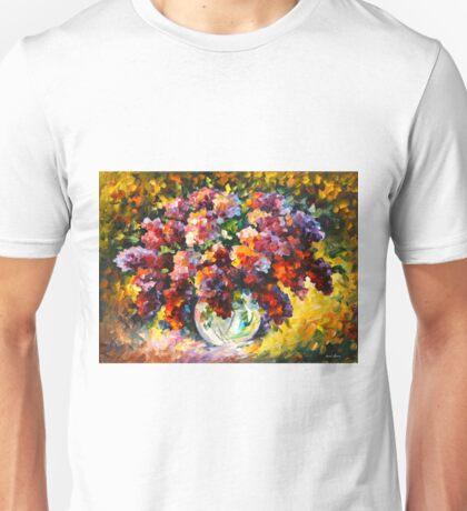 SPRING LILAC - Leonid Afremov Unisex T-Shirt