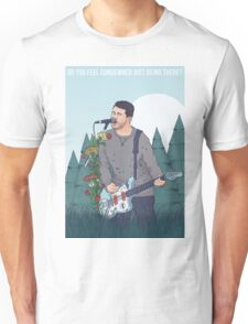 Jesse Lacey Brand New Sowing Season Unisex T-Shirt