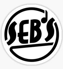 Seb's Jazz Club Sticker - La La Land Sticker
