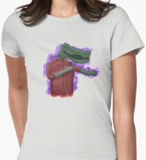 Alligator Comedian Women's Fitted T-Shirt
