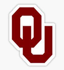 Oklahoma Stickers Redbubble