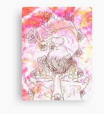Celebrating Birth Canvas Print