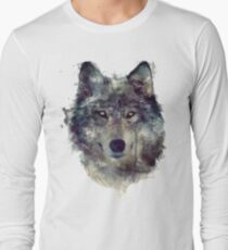 Wolf // Persevere Long Sleeve T-Shirt
