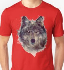 Wolf // Persevere Unisex T-Shirt