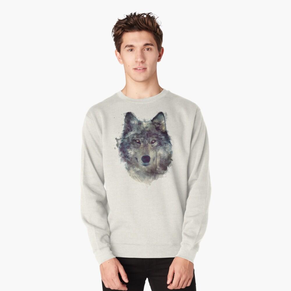 Wolf // Durchhalte dich Pullover