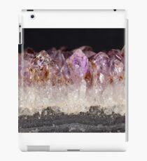 Amethyst Crystals. iPad Case/Skin