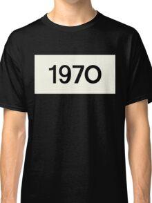 Jenna Coleman - 1970 Classic T-Shirt