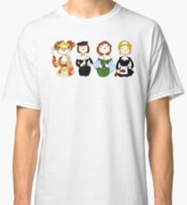Ladies of Clue Classic T-Shirt