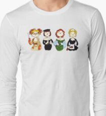 Ladies of Clue Long Sleeve T-Shirt