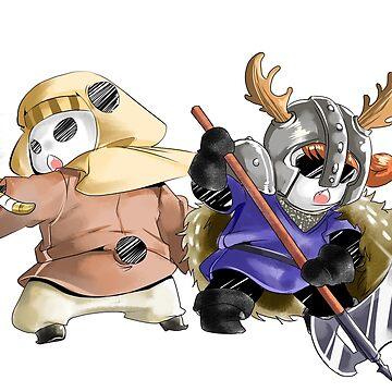 Krieger de holocubierta