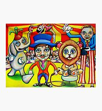 The Circus Photographic Print