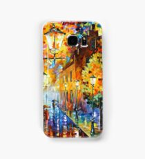 LIGHTS IN THE NIGHT - Leonid Afremov Samsung Galaxy Case/Skin