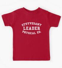 STUYVESANT LEADER PHYSICAL ED. Kids Tee