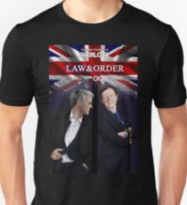 Mystrade - Law&Order T-Shirt