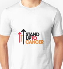 World Cancer Day Stand Up to Cancer T-Shirt