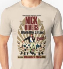 Nick Rivers - Live! Unisex T-Shirt