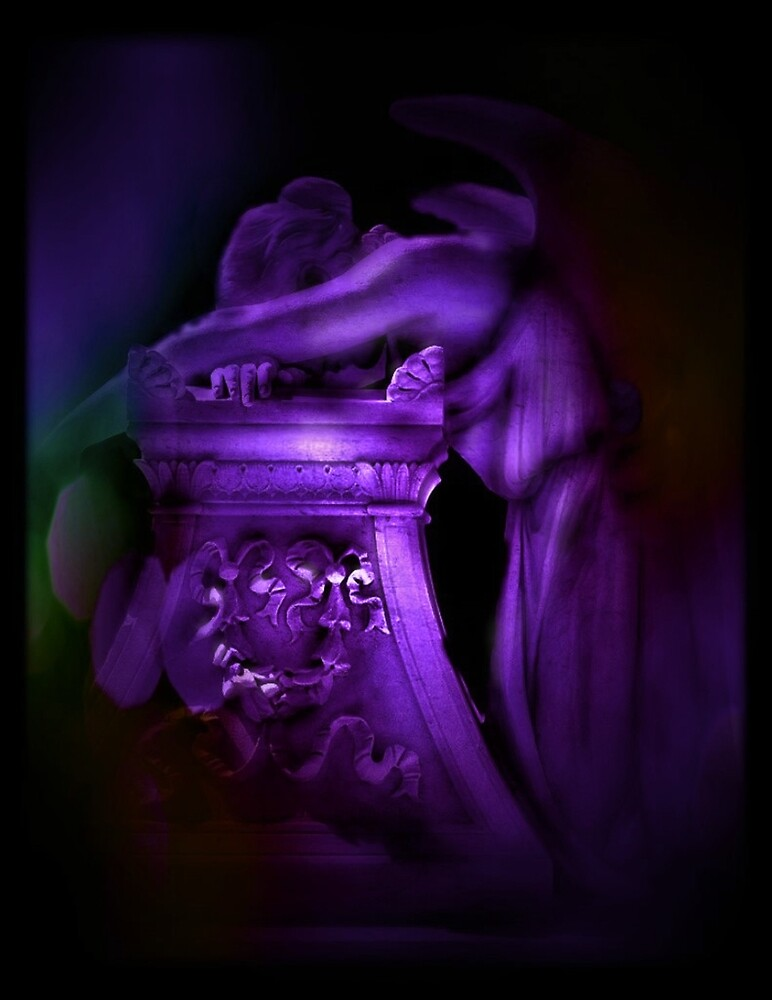 Weeping Angel by BURPdesigns