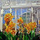 Victorian Greenhouse by Matthew  Bates