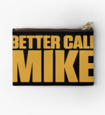 Better Call Mike! Studio Pouch