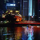 Singapore Sky line #3 by FTML