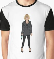 CLASS - Miss Quill Graphic T-Shirt