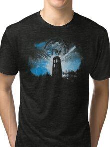 the lighthouse of gallifrey Tri-blend T-Shirt