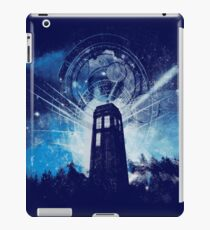 the lighthouse of gallifrey iPad Case/Skin