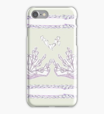 Basket of Love iPhone Case/Skin