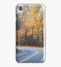 Blue Ridge Parkway Fall iPhone Case/Skin