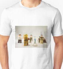 Faceless Zombies Unisex T-Shirt