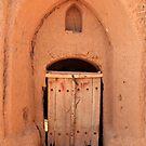 A Deserted Door  by Nahimsa