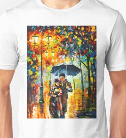WARM NIGHT - Leonid Afremov Unisex T-Shirt