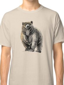 The Great Bear - A fierce protector Classic T-Shirt