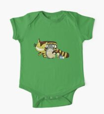 Totoro, to-to-ro One Piece - Short Sleeve