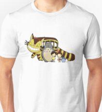 Totoro, to-to-ro Unisex T-Shirt