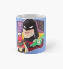 Space Ghost bust banner Mug