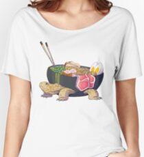 Ramenschildkröte Loose Fit T-Shirt