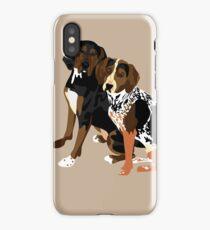 Marlowe and Gracie iPhone Case/Skin