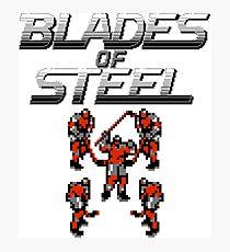 Blades of Steel (NES) Photographic Print