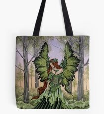 Lady of the Forest Tote Bag