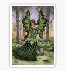 Lady of the Forest Sticker