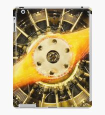 Radial Engine iPad Case/Skin