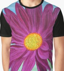 Daisy- close up Graphic T-Shirt